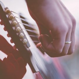 Fortgeschrittener Gitarrenkurs für ErzieherInnen und PädagogInnen